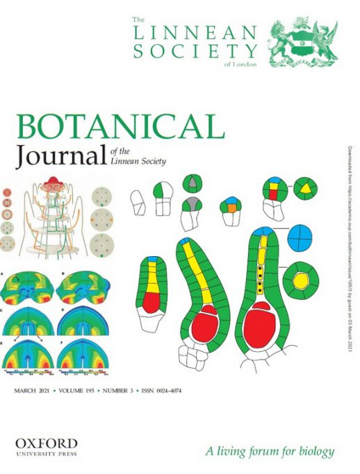 Editorial w Botanical Journal of the Linnean Society