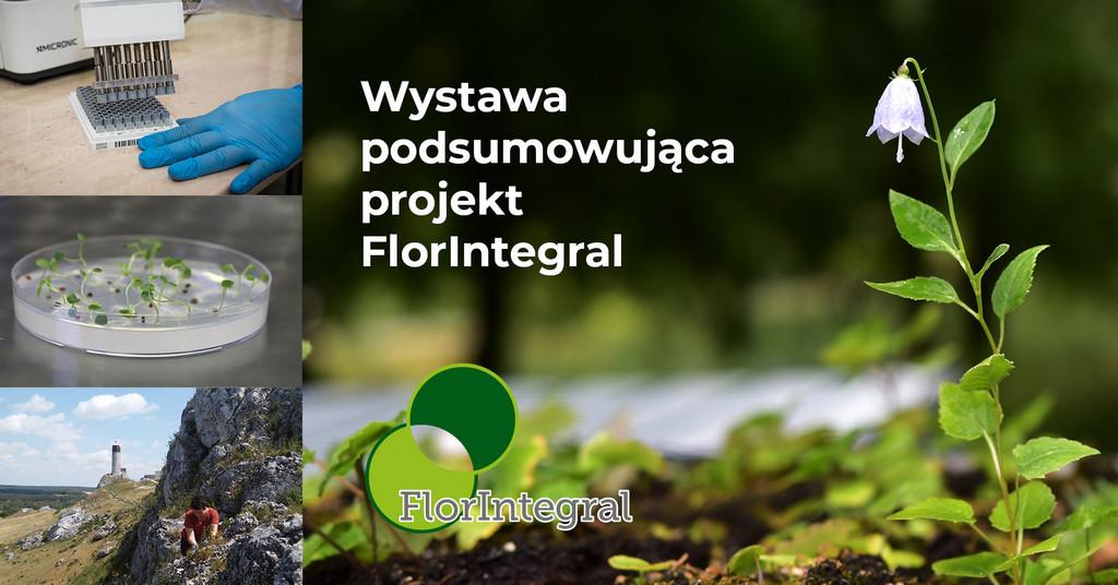 Wystawa podsumowująca projekt FlorIntegral